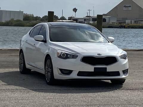 2014 Kia Cadenza for sale at Pioneers Auto Broker in Tampa FL