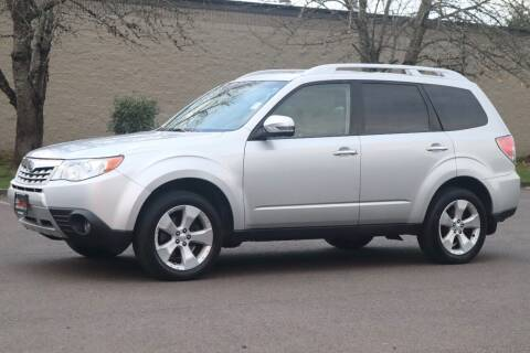 2011 Subaru Forester for sale at Beaverton Auto Wholesale LLC in Aloha OR
