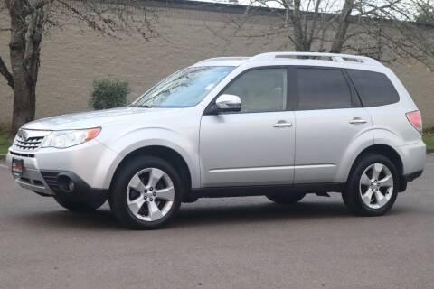2011 Subaru Forester for sale at Beaverton Auto Wholesale LLC in Hillsboro OR