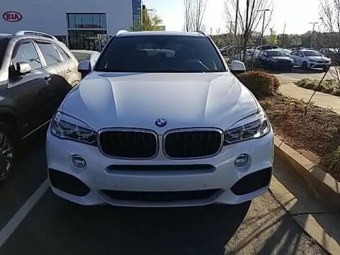 2018 BMW X5 for sale at Lou Sobh Kia in Cumming GA