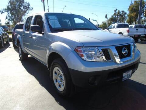 2016 Nissan Frontier for sale at Centre City Motors in Escondido CA