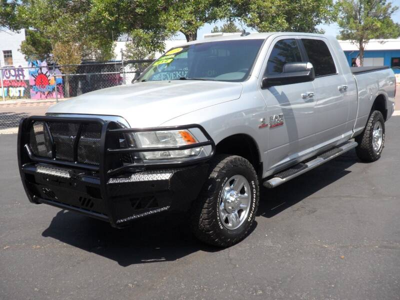 2015 RAM Ram Pickup 3500 for sale at T & S Auto Brokers in Colorado Springs CO