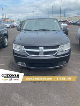 2009 Dodge Journey for sale at COYLE GM - COYLE NISSAN - New Inventory in Clarksville IN