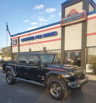 2020 Jeep Gladiator for sale at Ultimate Auto Deals DBA Hernandez Auto Connection in Fort Wayne IN