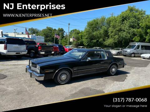 1983 Oldsmobile Toronado for sale at NJ Enterprises in Indianapolis IN