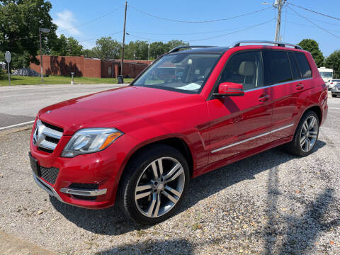2014 Mercedes-Benz GLK for sale at VAUGHN'S USED CARS in Guin AL