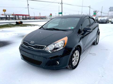 2012 Kia Rio 5-Door for sale at AZ AUTO in Carlisle PA