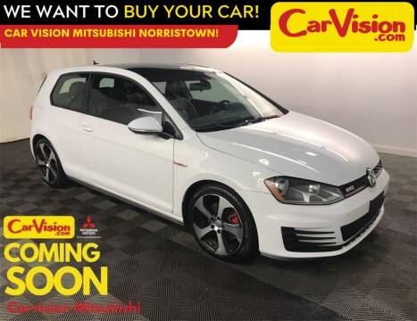 2015 Volkswagen Golf GTI for sale at Car Vision Mitsubishi Norristown in Norristown PA