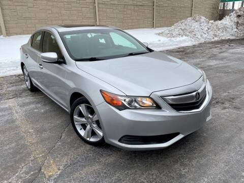 2014 Acura ILX for sale at EMH Motors in Rolling Meadows IL