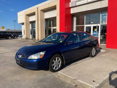 2004 Honda Accord for sale at Thumbs Up Motors in Warner Robins GA