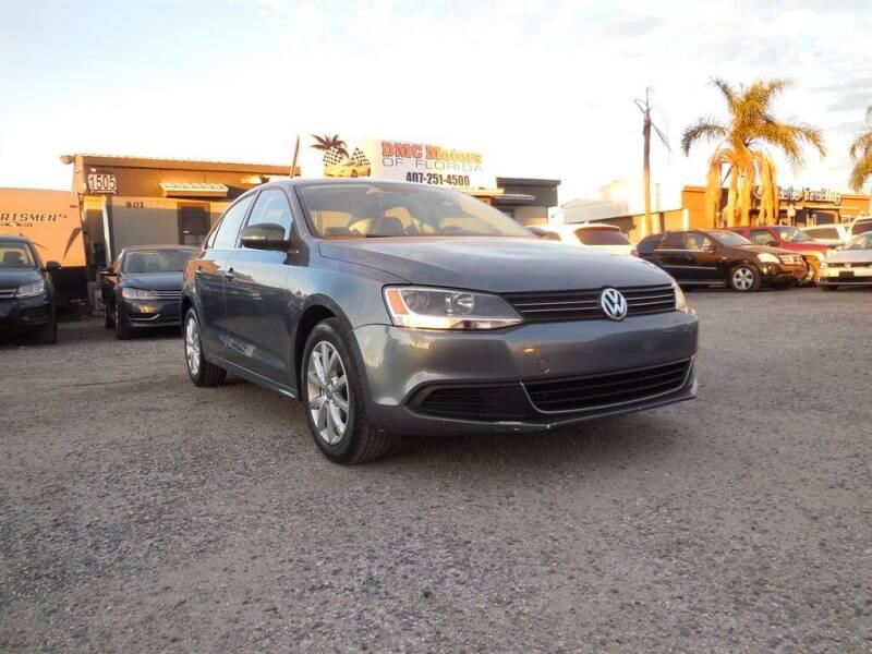 2013 Volkswagen Jetta for sale at DMC Motors of Florida in Orlando FL
