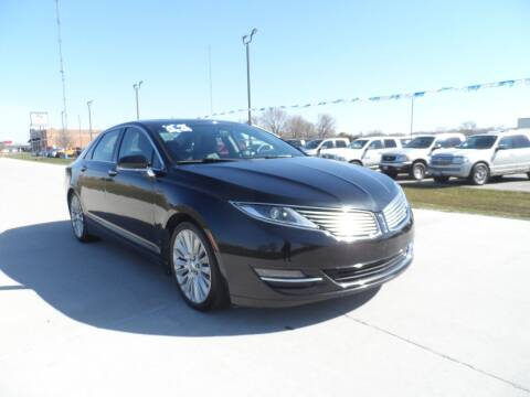 2013 Lincoln MKZ for sale at America Auto Inc in South Sioux City NE