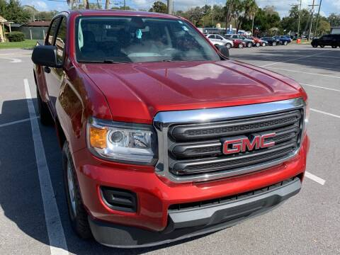 2015 GMC Canyon for sale at Consumer Auto Credit in Tampa FL