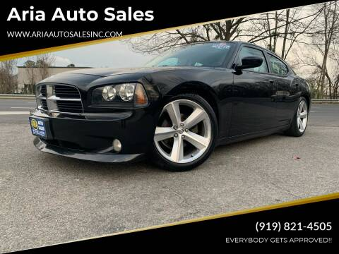 2010 Dodge Charger for sale at ARIA  AUTO  SALES in Raleigh NC