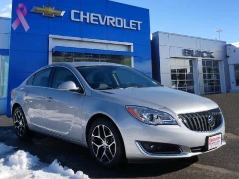 2017 Buick Regal for sale at Bellavia Motors Chevrolet Buick in East Rutherford NJ