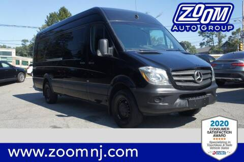 2016 Mercedes-Benz Sprinter Cargo for sale at Zoom Auto Group in Parsippany NJ
