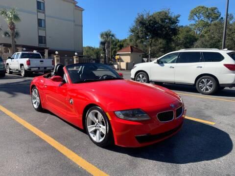 2006 BMW Z4 for sale at Asap Motors Inc in Fort Walton Beach FL