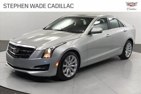2018 Cadillac ATS for sale at Stephen Wade Pre-Owned Supercenter in Saint George UT