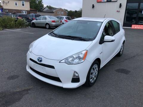 2012 Toyota Prius c for sale at MAGIC AUTO SALES in Little Ferry NJ