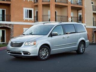 2012 Chrysler Town and Country for sale at West Motor Company in Hyde Park UT