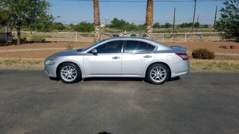 2010 Nissan Maxima for sale at Ryan Richardson Motor Company in Alamogordo NM