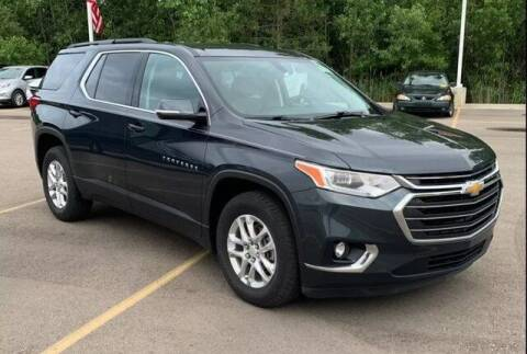 2019 Chevrolet Traverse for sale at Tim Short Auto Mall in Corbin KY