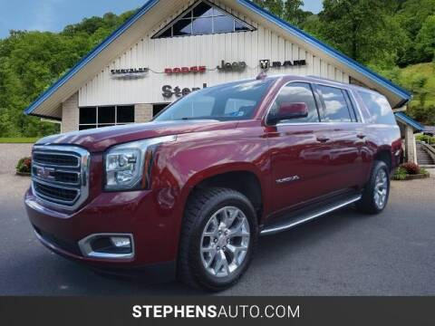 2019 GMC Yukon XL for sale at Stephens Auto Center of Beckley in Beckley WV