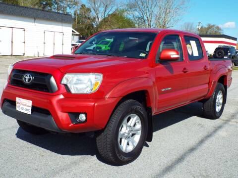2012 Toyota Tacoma for sale at USA 1 Autos in Smithfield VA