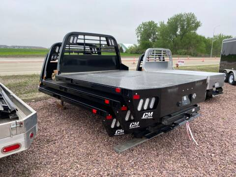 "2020 CM Truck Bed 9'4"" Long x 97"" Wide x 60"" CA for sale at Prairie Wind Trailers, LLC in Harrisburg SD"
