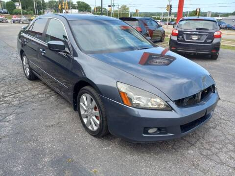 2006 Honda Accord for sale at ARP in Waukesha WI