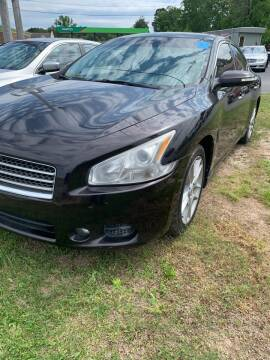2011 Nissan Maxima for sale at BRYANT AUTO SALES in Bryant AR
