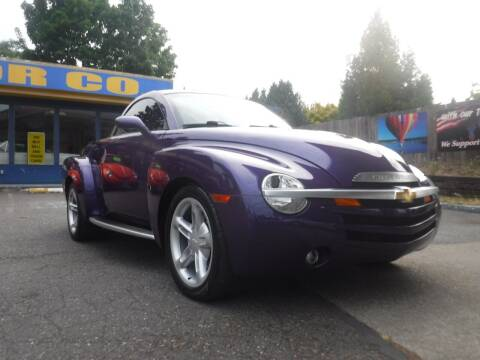 2004 Chevrolet SSR for sale at Brooks Motor Company, Inc in Milwaukie OR