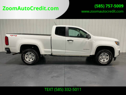 2016 Chevrolet Colorado for sale at ZoomAutoCredit.com in Elba NY