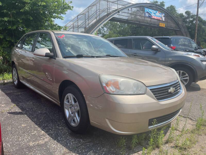 2006 Chevrolet Malibu Maxx for sale at Quality Auto Today in Kalamazoo MI