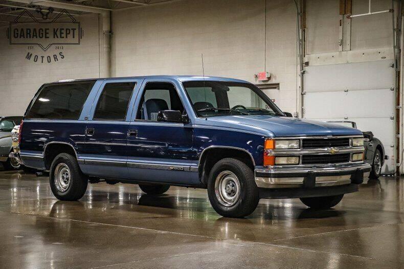 1994 Chevrolet Suburban for sale in Grand Rapids, MI