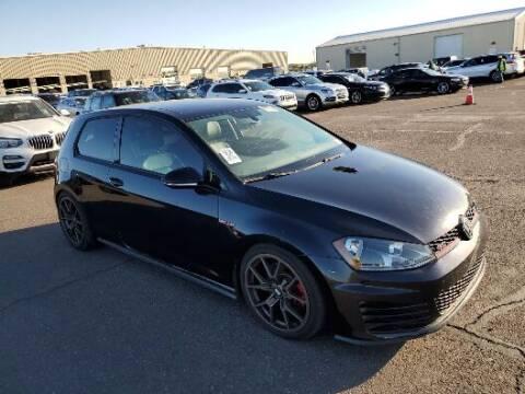2015 Volkswagen Golf GTI for sale at FRANCIA MOTORS in El Paso TX