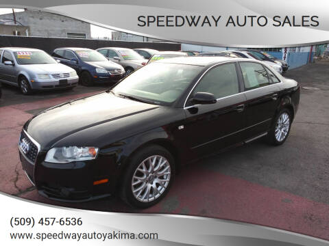 2008 Audi A4 for sale at Speedway Auto Sales in Yakima WA