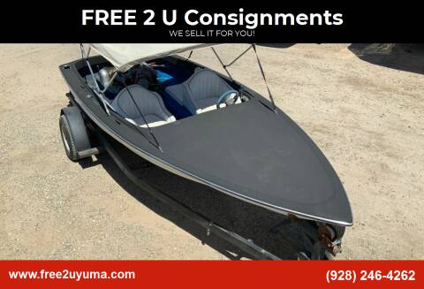 1973 Cheetah Jet Boat for sale at FREE 2 U Consignments in Yuma AZ