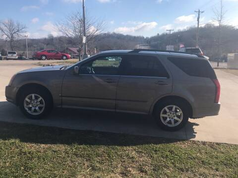 2007 Cadillac SRX for sale at HIGHWAY 12 MOTORSPORTS in Nashville TN