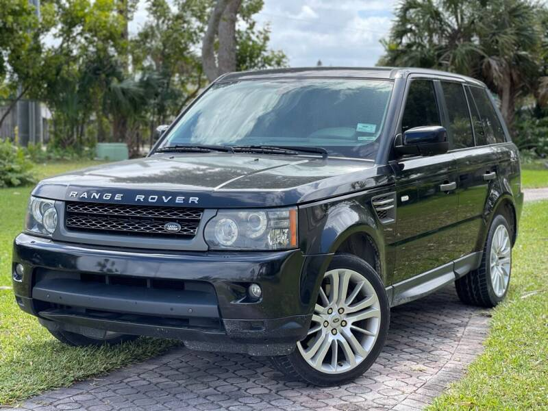 2011 Land Rover Range Rover Sport for sale at Citywide Auto Group LLC in Pompano Beach FL