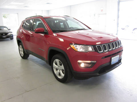2018 Jeep Compass for sale at Brick Street Motors in Adel IA