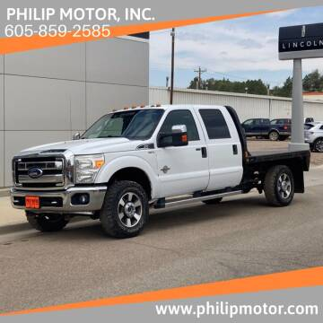 2011 Ford F-350 Super Duty for sale at Philip Motor Inc in Philip SD