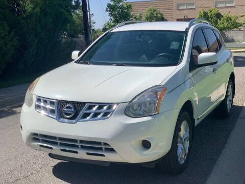 2013 Nissan Rogue for sale at A.I. Monroe Auto Sales in Bountiful UT
