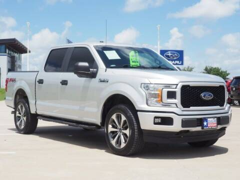 2019 Ford F-150 for sale at Douglass Automotive Group - Douglas Nissan in Waco TX
