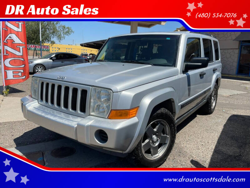 2006 Jeep Commander for sale at DR Auto Sales in Scottsdale AZ