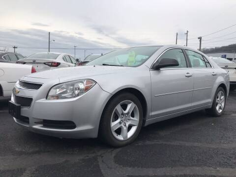 2010 Chevrolet Malibu for sale at Baker Auto Sales in Northumberland PA