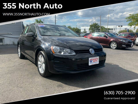 2015 Volkswagen Golf for sale at 355 North Auto in Lombard IL