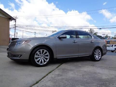 2015 Lincoln MKS for sale at Ingram Motor Sales in Crossville TN