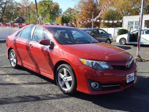 2012 Toyota Camry for sale at Car Complex in Linden NJ