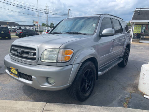 2004 Toyota Sequoia for sale at Top Notch Auto Brokers, Inc. in Palatine IL